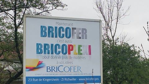 Bricoplexi de Bricofer