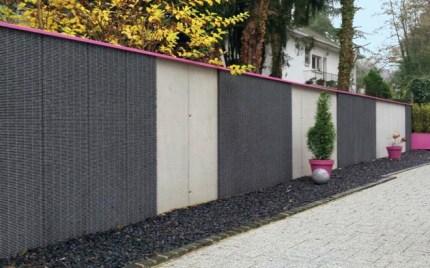 parement de mur pierre 1