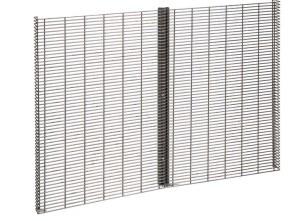 Largeur des grilles : 350 / 425 / 500 mmHauteur 2000 mm