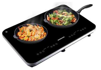 Multiple element cooktop