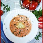 TOMATO BASIL PARMESAN BISQUE~ Slow Cooker Soup