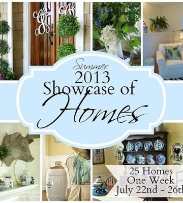 SUMMER 2013 SHOWCASE OF HOMES AND TTT