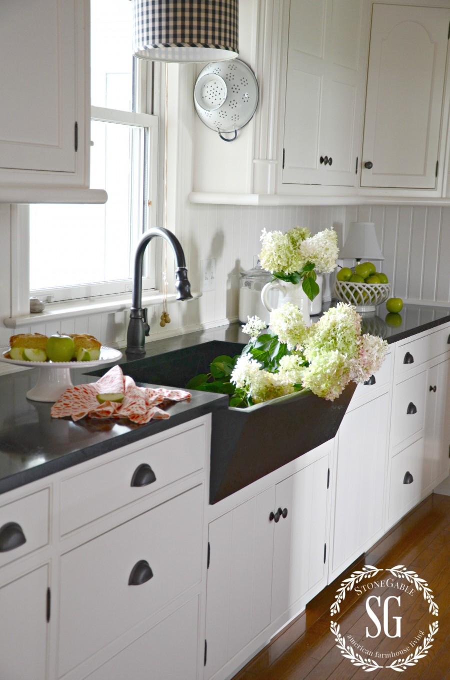 Farmhouse Kitchen Changes Stonegable