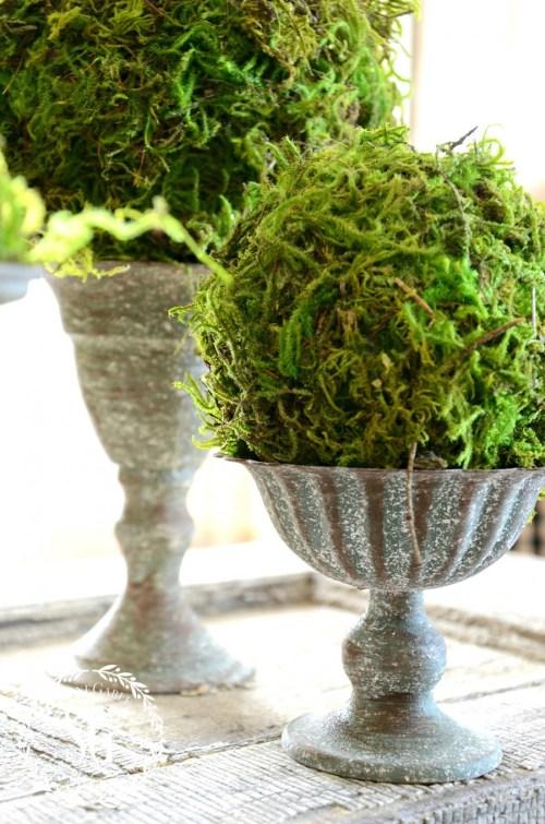 GROUPING LIKE DECOR- trophy urns-beautiful shapes-stonegableblog.com