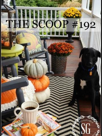 THE SCOOP #192