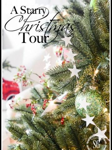 A STARRY CHRISTMAS TOUR