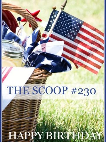 THE SCOOP #230