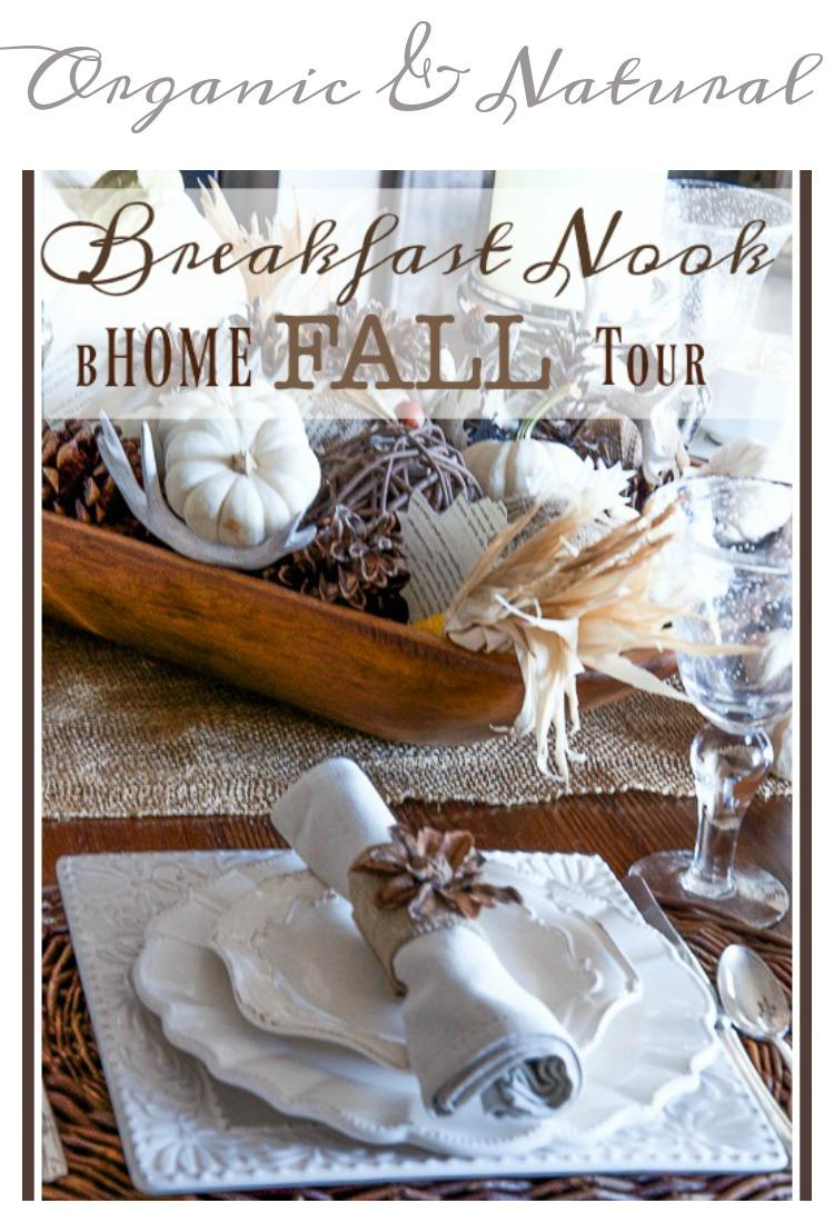 BHOME FALL TOUR