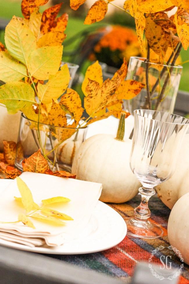 Entertaining Tips Interesting Easy Entertaining Tips For Thanksgiving  Stonegable Decorating Inspiration