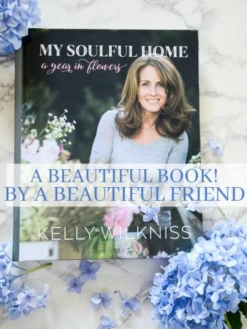 A BEAUTIFUL BOOK BY A BEAUTIFUL FRIEND!
