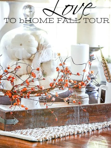 LOVE TO BHOME FALL TOUR
