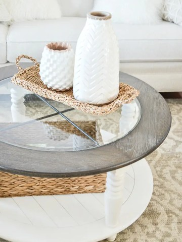 CHOOSING THE PERFECT ROUND COFFEE TABLE