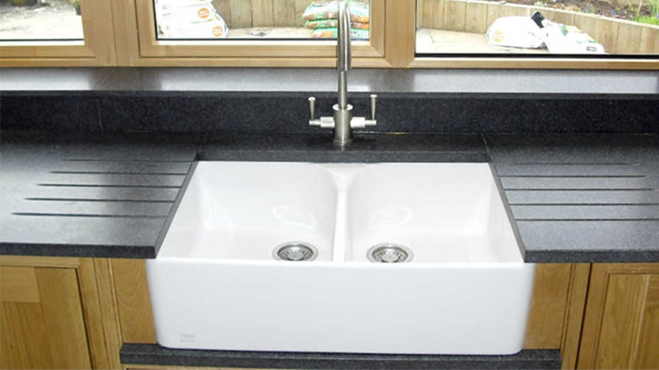 granite counter top sink installations