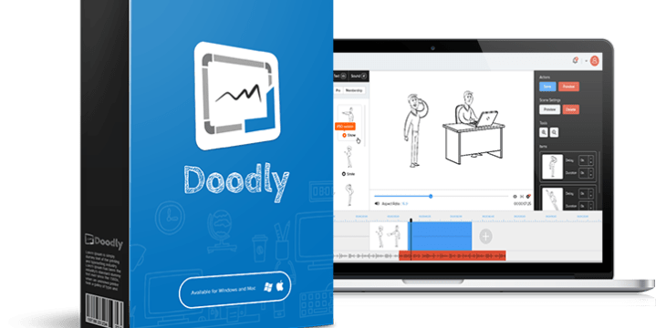 Doodly – The Powerful Point and Click Doodle Video Creator! Review – DOES IT REALLY WORKS? : Discover The Proven Video Software Which Will Attract, Engage, and Convert Visitors To Buyers!