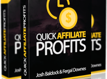 Quick Affiliate Profits Review – GET EXTREMELY QUICK PROFITS: Super Simple Method Take You From $0 to $336.92 In 48 Hours IN Your PayPal Balance Without Having to Drive Any TRaffic