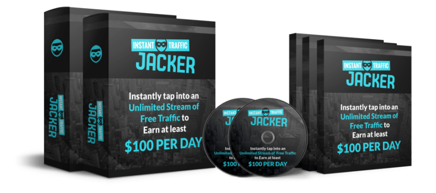 """Instant Traffic Jacker Review – GET """"FAST ACTION"""" LIFE CHANGING BONUSES : A Brand New Training Course That Discovers How This Untapped Free Traffic Goldmine Will Put An Extra $100+ Into Your Pocket Every Single Day On Extremely Complete Autopilot"""