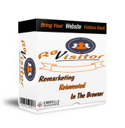 ReVisitor Review - HOW DOES IT WORK?: Make Your Visitors Stay In Your Web And Make Them Comfortable With Your Offers