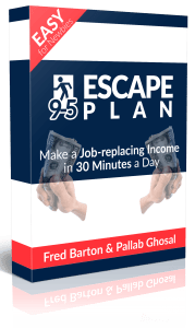 9-5 Escape Plan Review – DON'T BUY THIS PRODUCT: Make A Job-Replacing Of $48.72 A Day Without Doing Any Hard Work While Sitting In Your Pyjamas