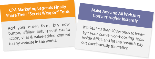 Affkit Review by William Souza and Oliver Kenyon – If You Can Get Traffic, Affkit Can Convert It For You