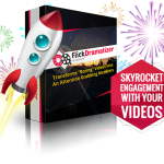 "FlickDramatizer Review – DON'T BUY THIS BEFORE YOU READ OUR REVIEW : Brand New Software That Transforms ""boring"" Videos Into An Attention Grabbing Monsters"