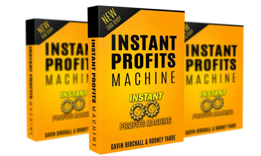 Instant Profits Machine Review – IS IT SCAM OR WORTH? : Enables You To Go From $0 - $118.55 With Very Little Traffic And Just 15 Minutes Set Up Time
