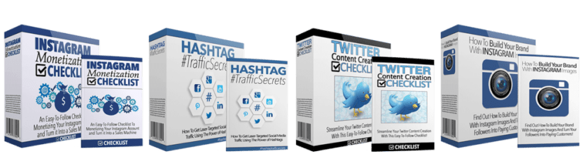 Social Media Lead Magnet Kit Review – DO YOU TRULY NEED IT? : Start Generating More Leads You Can Handle With This Entire Lead Magnet Kit Package That Includes Four Done-For-You Lead Magnet Kits: Instagram Monetization Checklist, Hashtag Traffic Secrets, Twitter Content Creation Checklist, And How To Build Your Brand With Instagram Images