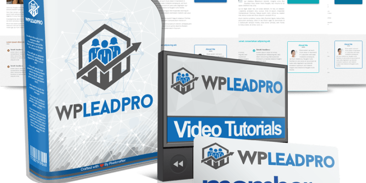 WPLeadPro 2017 Theme Review – SCAM OR WORTHY? : An Easy To Use, Install And Easy To Modify Leadgen WorPpress Theme That Allows You To Create High Converting Layout & Beautiful WordPress Theme + Easy Of Use