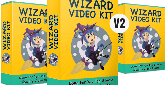 Wizard Video Kit V2 Review – SCAM OR WORTHY? : Discover The Absolute Easiest Way To Create Better And More Creative Videos Using PowerPoint Just In Minutes