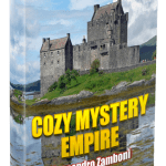 Cozy Mystery Empire By Alessandro Zamboni Review – IS IT SCAM OR LEGIT? : An Evergreen Genre That Sells Like Hotcakes, One That's Right In Front Of Your Nose