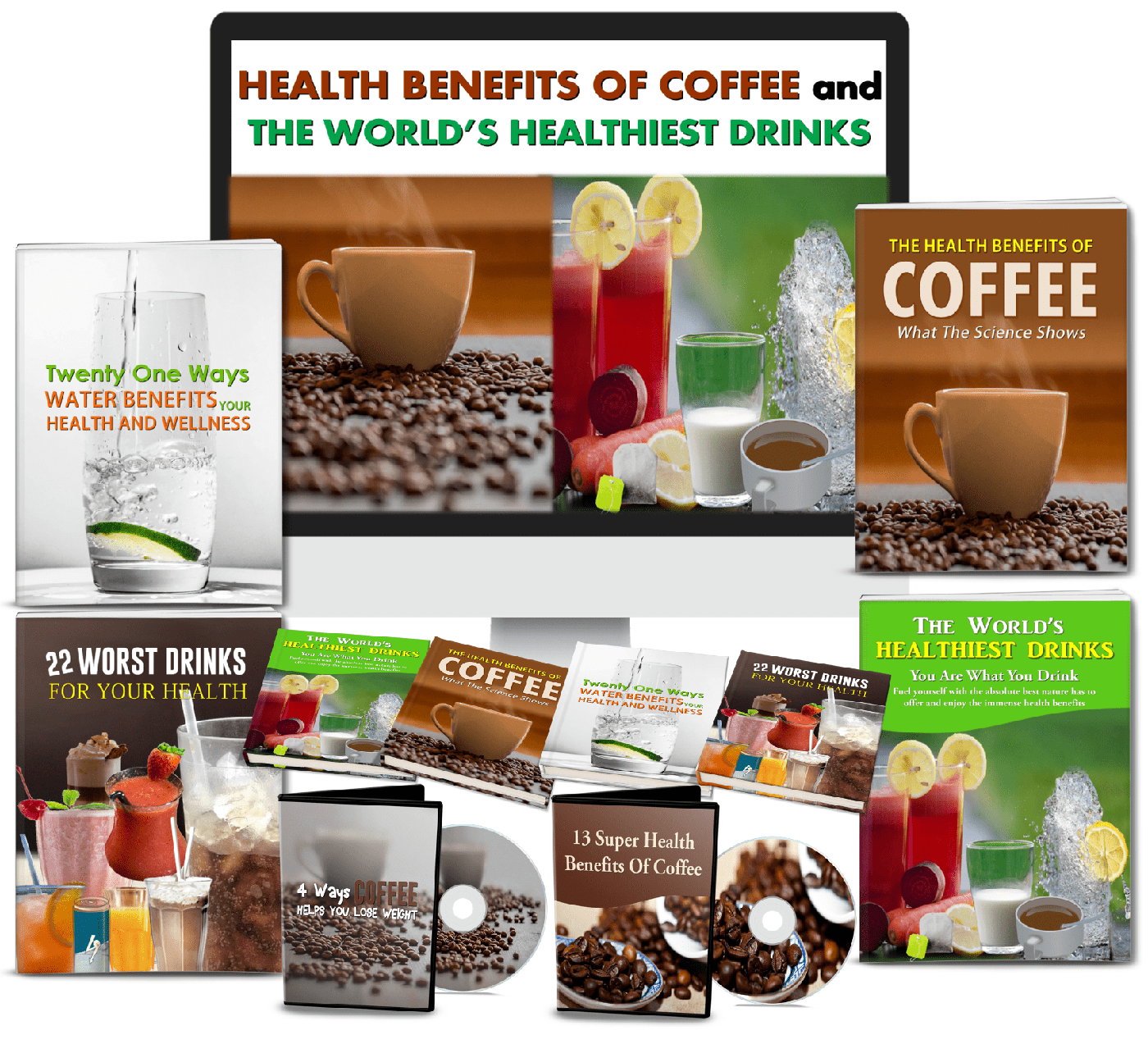[New/Quality] Health Benefits Of Coffee & World's Healthiest Drinks 300+ Piece PLR Bundle Review – SHOULD YOU GET IT? : Brand New, Never Sold Or Used Before The Health Benefits Of Coffee & World's Healthiest Drinks – Giant Content Pack With Private Label Rights