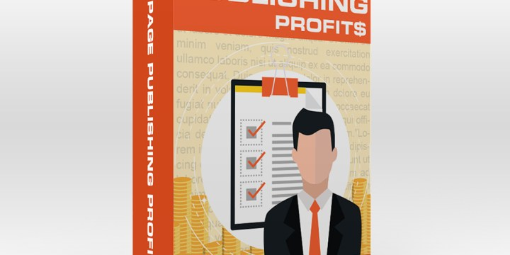 One Page Publishing Profits By Amy Harrop Review – DOES IT REALLY WOK? : Finally You Are Able To Start Making More Money In Publishing And With Just One Page Of Content!