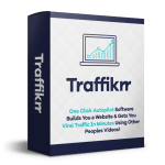 Glynn Kosky And Ariel Sanders's Traffikrr PRO Review – WHY SHOULD YOU GET IT? : Brand New Software Uses The Freshest Videos On YouTube To Build A Website And Get You Unlimited, Free Viral Traffic With The Click Of Your Mouse