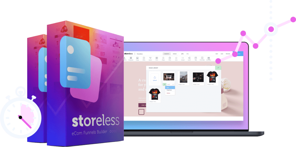Storeless App By VILINOX LLC Review – SHOULD YOU TRY IT? : A Brand New Revolutionary Software For Building Single Product eCom Funnels That Convert 5X More Than A Regular eCom Store