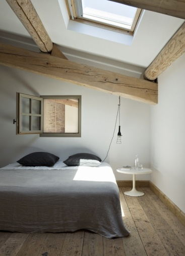 attic skylight direct