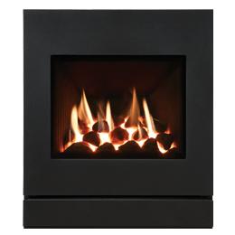 Designio2 Steel Inset Gas Fire