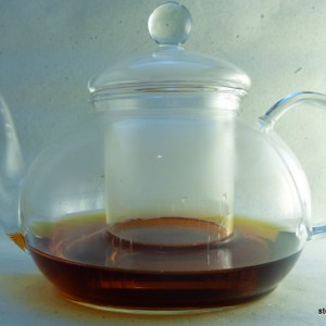 Glass Teapot (27oz.)