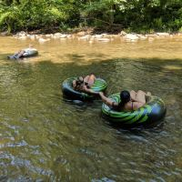 Inner Tube Tours with Professional Guide/Shuttle