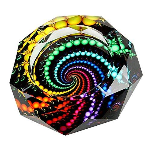 Creative Crystal Ashtray