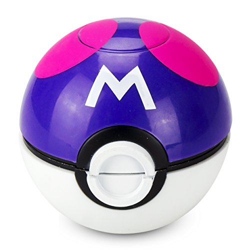 Master Ball Pokemon Herb Grinder
