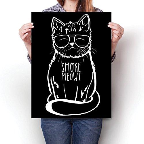 Smoke Meowt Poster