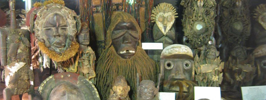 Tribal Artifacts of the Ivory Coast