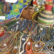 African Trade Bead display 006