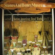 Indian Bead Display 1 001