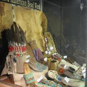 Indian Bead Display #1 004