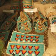Indian Bead Display #1 006