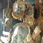 Ivory Coast Artifacts 070