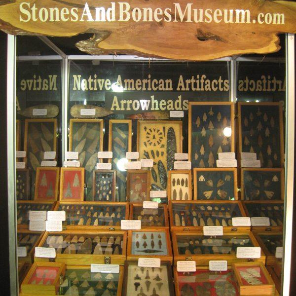 Native American Artifacts Arrowheads