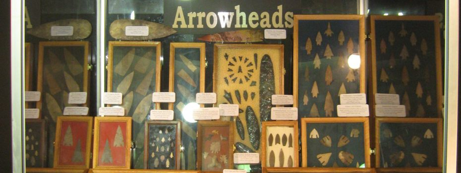 Native American Artifacts Arrowheads