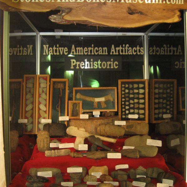 Native American Artifacts Prehistoric Axe