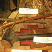 Native American Weapons – Historic Period 011